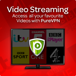 PureVPN Streaming