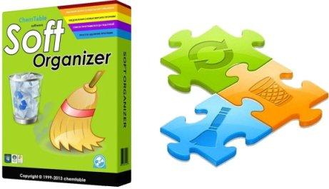 دانلود نرم افزار حذف کامل برنامه ها Soft Organizer