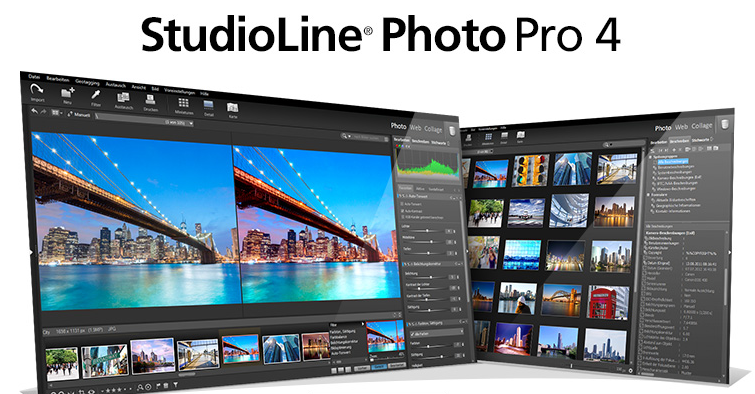 Resultado de imagen de StudioLine Photo Pro