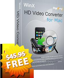 Giveaway: WinX HD Video Converter for Mac FREE | NET-LOAD