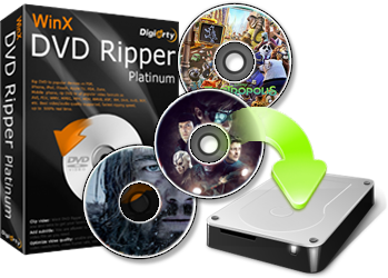 Giveaway: WinX DVD Ripper Platinum 8 for FREE | NET-LOAD