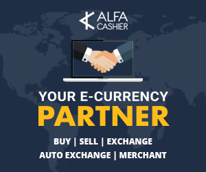 AlfaCashier Exchange Currency