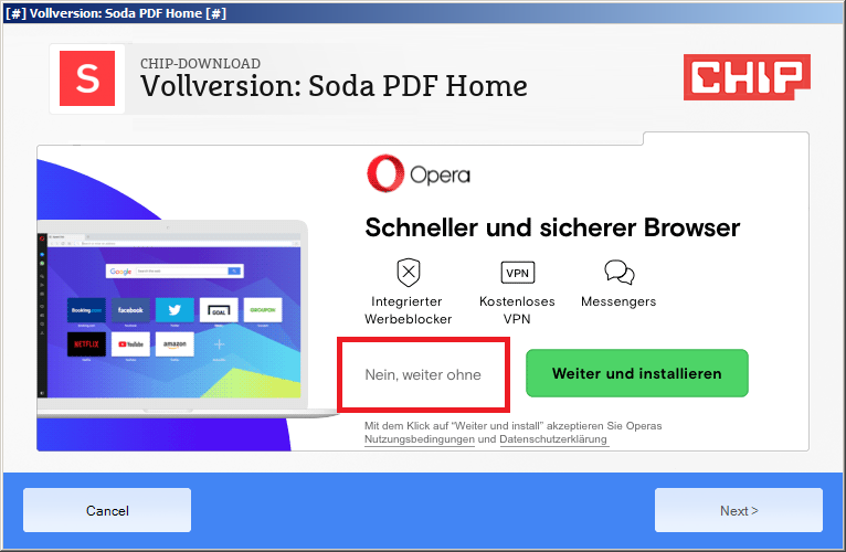 soda pdf anywhere review