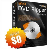 Giveaway: WinX DVD Ripper Platinum 8 for FREE
