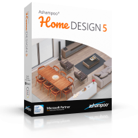 Giveaway: Ashampoo Home Design 5 for FREE