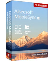 Giveaway: AiseeSoft MobieSync for FREE