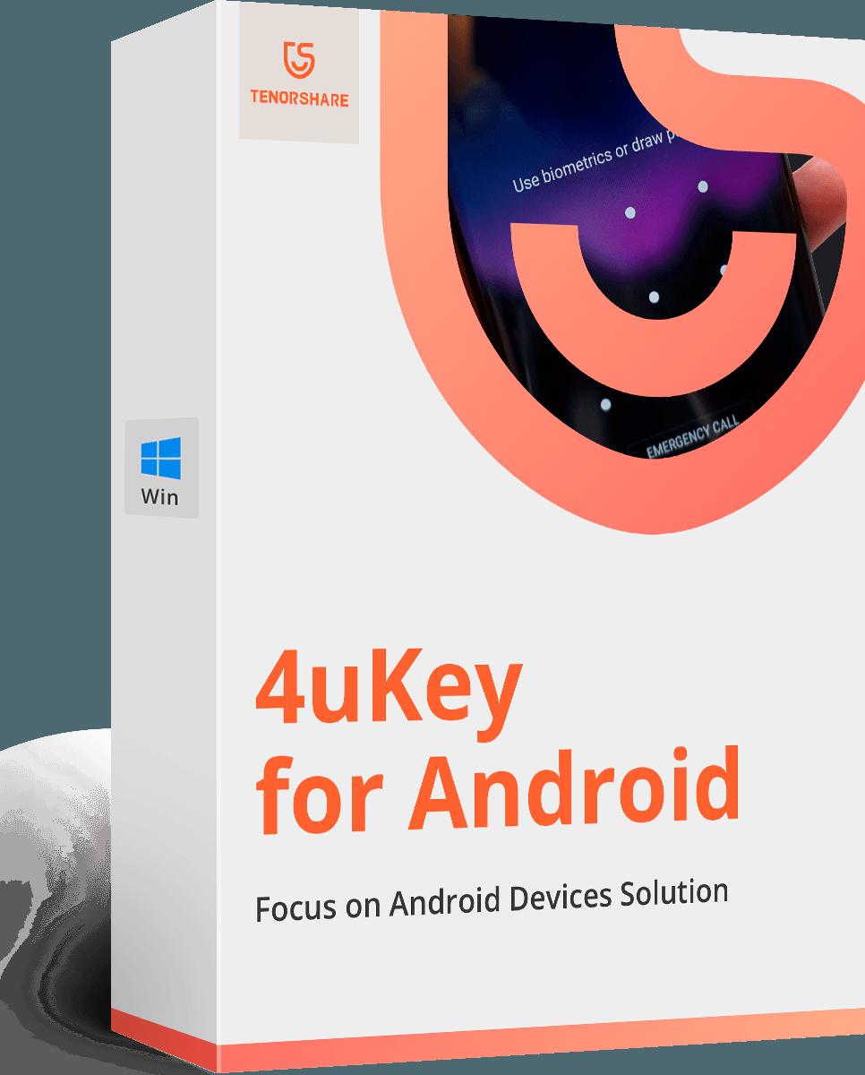 4uKey - Android Screen Unlocker