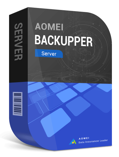 AOMEI Backupper Server + Lifetime Upgrades