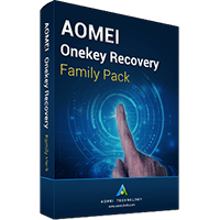 AOMEI OneKey Recovery Professional + Lifetime Upgrades (Family License)