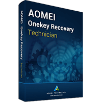 AOMEI OneKey Recovery Technician + Lifetime Upgrades (Unlimited PCs & Servers)