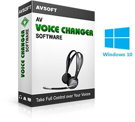 AV Voice Changer Software - 7.0