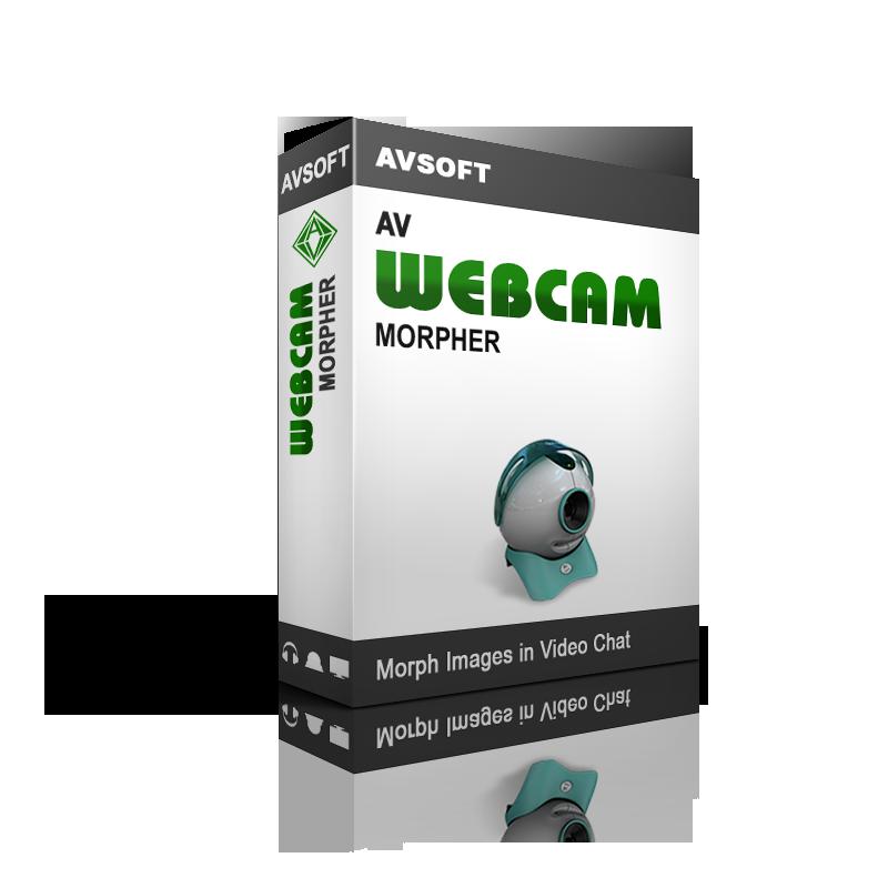 AV Webcam Morpher - 2.0