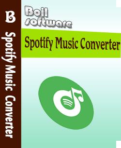 Boilsoft Spotify Music Converter for PC