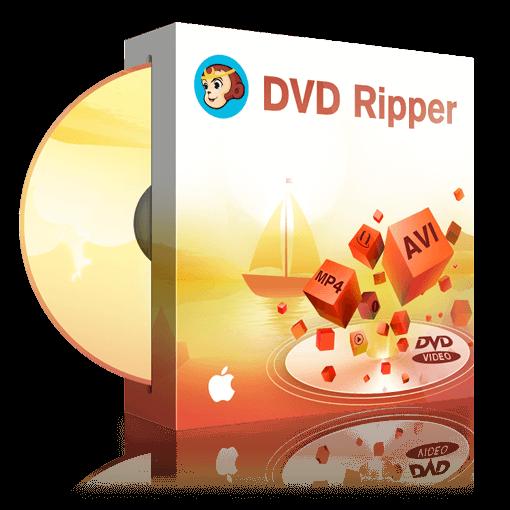 DVDFab DVD Ripper for Mac Lifetime