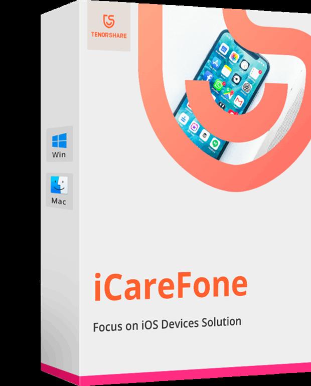 iCareFone - Free iOS Backup Tool