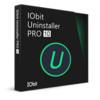 IObit Uninstaller PRO 10 (1 year subscription / 1 PC) - 75% OFF