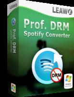Leawo Prof. DRM Spotify Converter