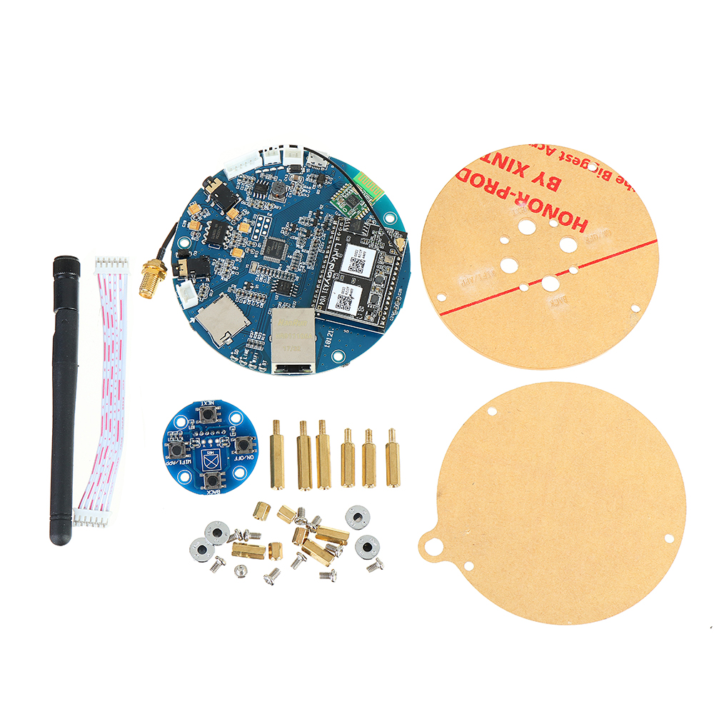 WIFI Module Amplifier 2.412GHz-2.484GHz For Wireless Intelligent Cloud Sound System DLNA QPlay Spotify Connect