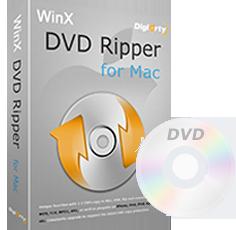 WinX DVD Ripper for Mac Lifetime