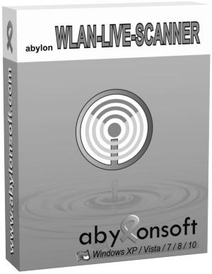 abylon WLAN-LIVE-SCANNER