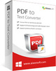 Aiseesoft PDF to Text Converter