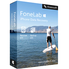 FoneLab - iPhone Data Recovery
