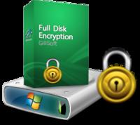 GiliSoft Full Disk Encryption - 1 PC / Liftetime free update