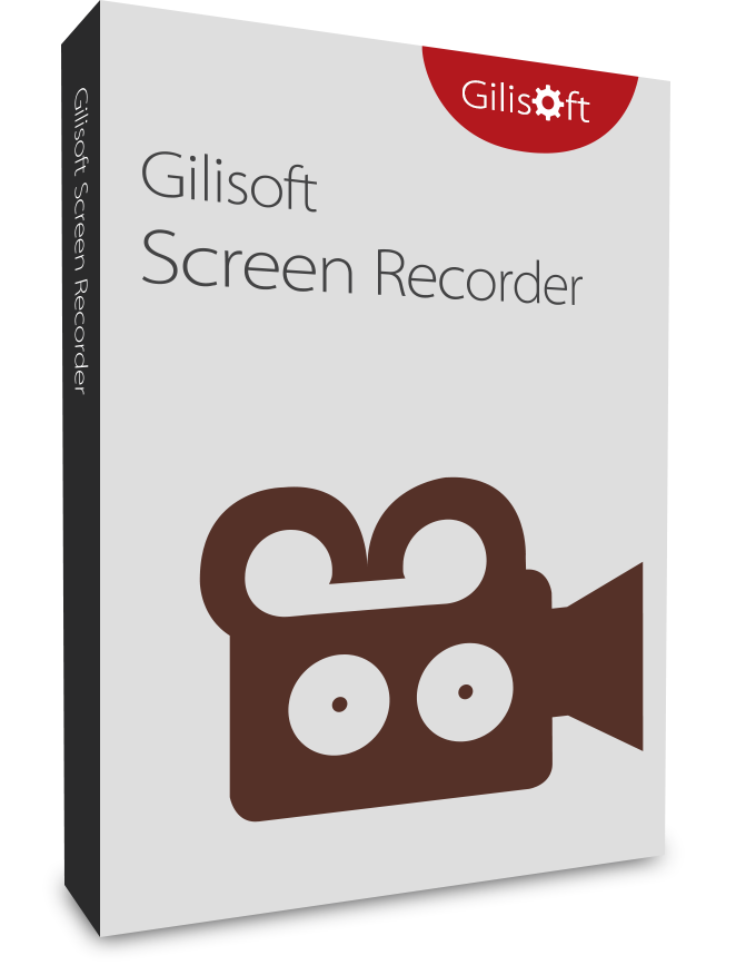 Gilisoft Screen Recorder - 1 PC / Liftetime free update