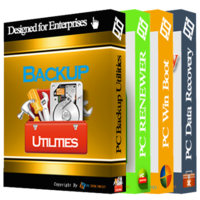 PC Disk Tools All-in-One Bundle