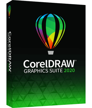 CorelDRAW Graphics Suite 2020 für Windows, GrafikProgramm
