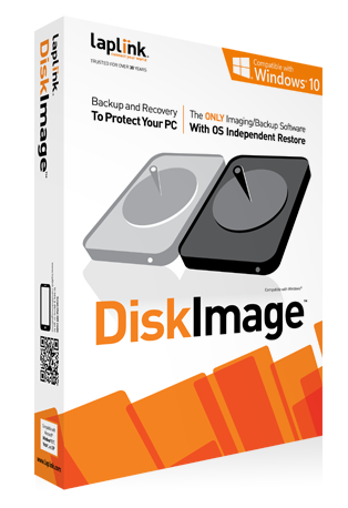 Laplink DiskImage - 10 Pack Download - EN