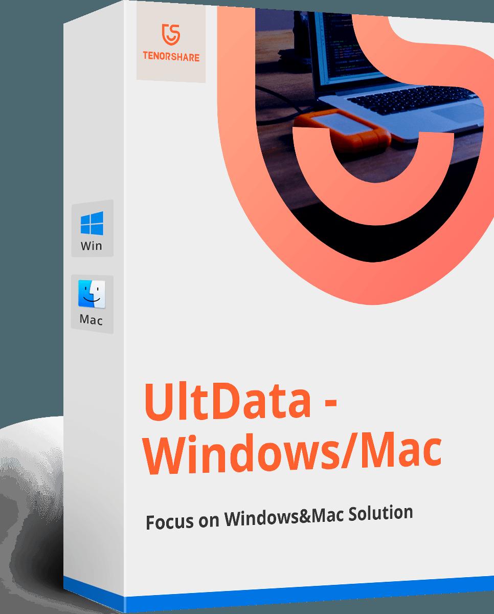 UltData - Mac Data Recovery