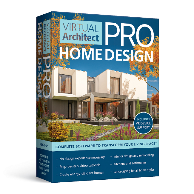 Virtual Architect Professional Home Design 9.0