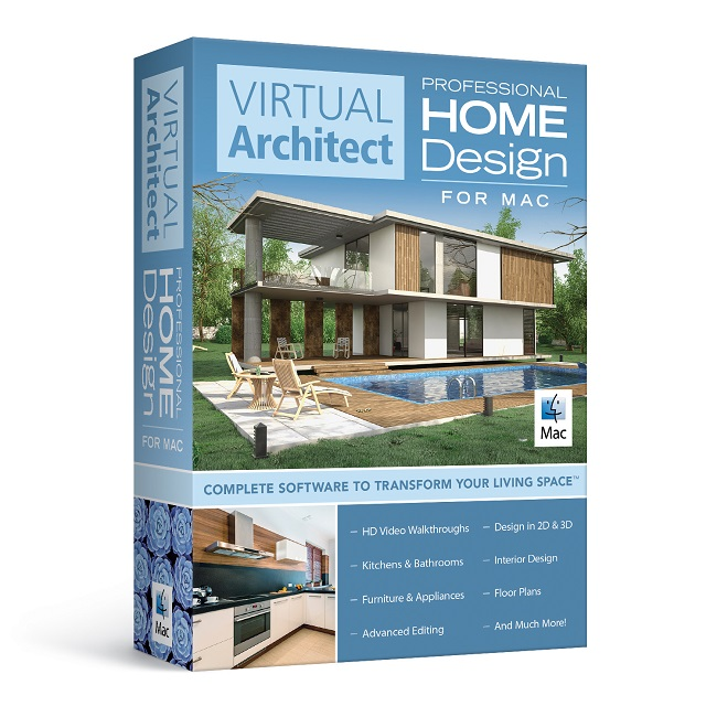 Virtual Architect Professional Home Design For Mac