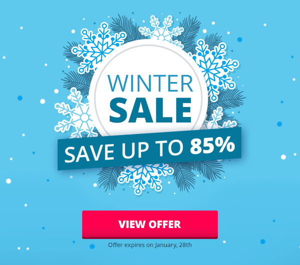 Winter Sale! Save Up To 85% with Ashampoo's Best Software Deals!