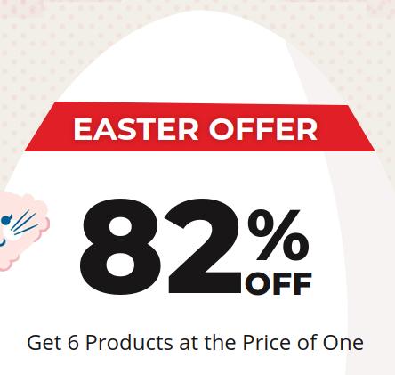 Get FLAT 82% Off on Special Bundle