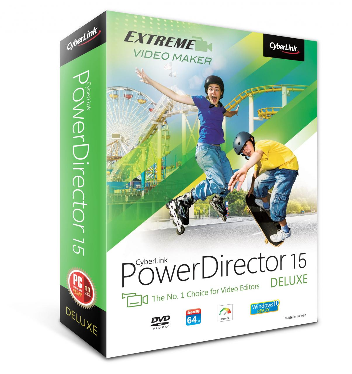 sweepstakes director giveaway cyberlink powerdirector v15 0 le for free net load 2583