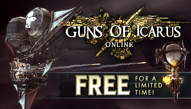 Giveaway: Steam Guns of Icarus Online for FREE   NET-LOAD