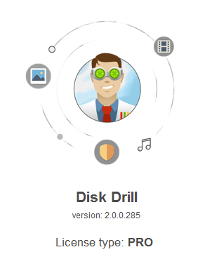 Disk drill 2.0