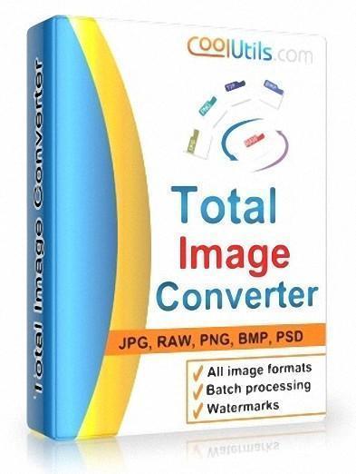 Resultado de imagen de CoolUtils Total Image Converter