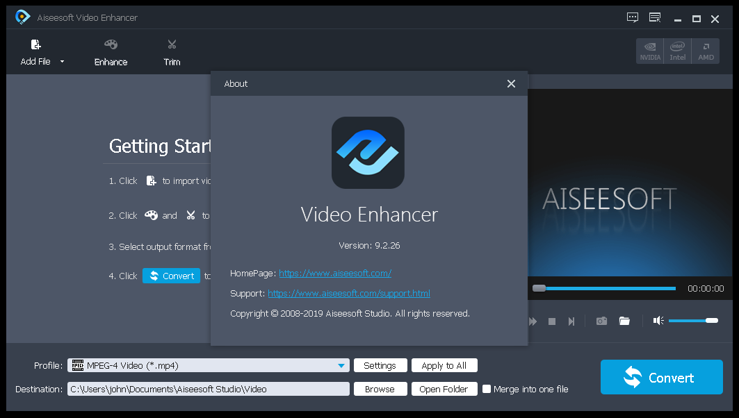 Giveaway: Aiseesoft Video Enhancer 9 for FREE | NET-LOAD ...