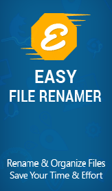 Resultado de imagen de Easy File Renamer 2.