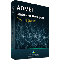 AOMEI Centralized Backupper Professional Package