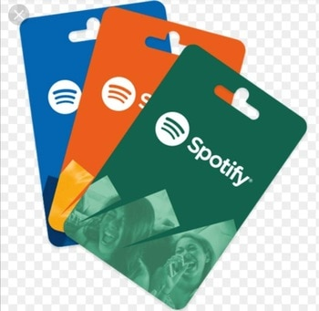 gift card code month year Spotify Premium service lifeTime Nondestructive Music Official Master Offline Listening Music Player