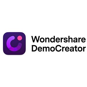 Wondershare DemoCreator UP TO 40% OFF
