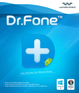Wondershare Dr.Fone - UP TO 85% OFF