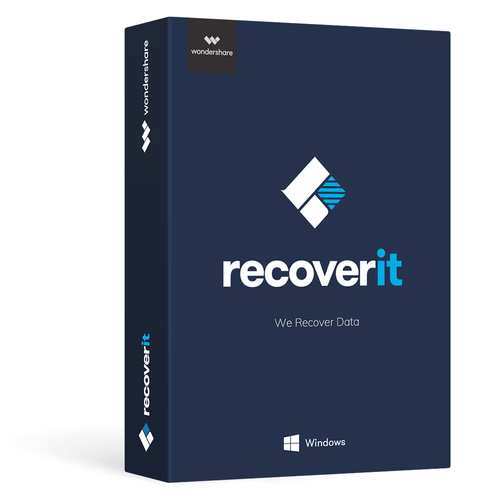 Wondershare Recoverit - UP TO 35% OFF